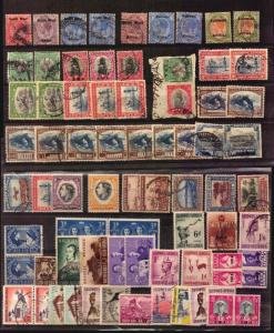 SWA SOUTH WEST AFRICA NAMIBIA EARLY USED STAMPS POSTMARKS CANCEL German Paquebot