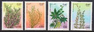 Algeria - Scott #690-693 - MNH - Some unevenness - SCV $4.10