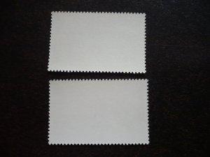 Stamps - Cuba - Scott# 3408-3409 - MNH Set of 2 stamps