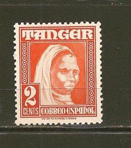 Spanish Tanger Tangiers L23 MNH