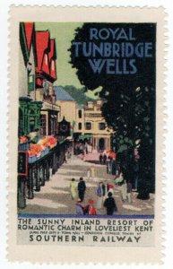 (I.B) Cinderella Collection : Resorts by Railway (Royal Tunbridge Wells)