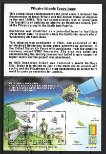 PITCAIRN ISLANDS SGMS581 2000 EXPO 2000 FINE USED