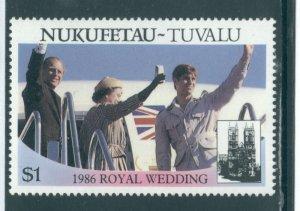 Tuvalu - Nukufetau 59a  MNH cgs