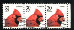 USA #2480   (3)  used  1990-95 PD