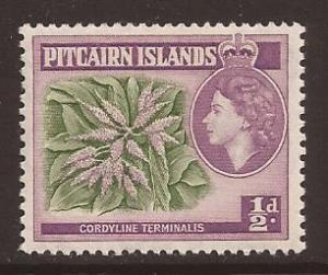Pitcairn Islands scott #20 m/lh stock #F0823