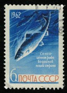Salmon, 6 kop, 1962 (T-6860)
