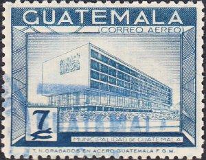Guatemala #C282  Used