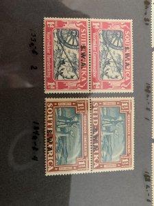 S.W. Africa 133-4 LH