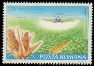 1982 Romania #3071-3075, C250, Complete Set(6), Never Hinged