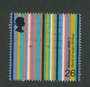 Great Britain QE II  SG 2120  VFU