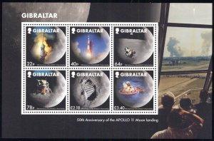 Gibraltar 2019 Scott #1727 Mint Never Hinged