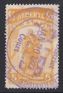 Canada, Alberta (Revenue), van Dam AL26, used