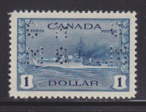 Canada O262 XF-MLH nice color cv $ 170 ! see pic !