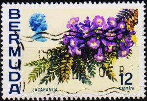 Bermuda. 1970 12c S.G.257 Fine Used