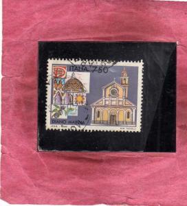 ITALIA REPUBBLICA ITALY REPUBLIC 1996 PROPAGANDA TURISTICA TOURISM DIANO MARI...