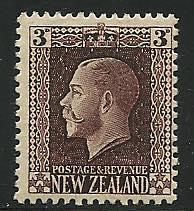 New Zealand # 149, Mint Hinge