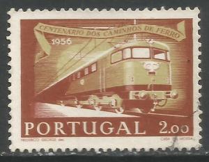 PORTUGAL 820 VFU T337-2