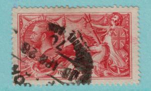 Great Britain Stamp Scott #180, Used, Very Good Centering/Margins - Free U.S....