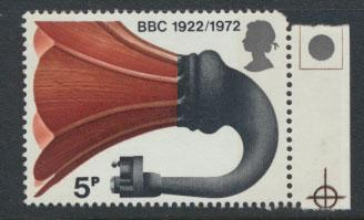 Great Britain SG 910 - MUH Broadcasting