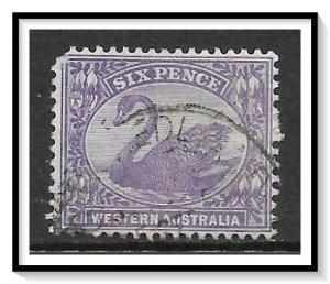 Western Australia #99 Swan Used