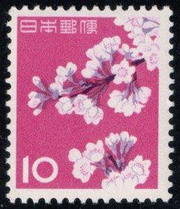 Japan #725 Cherry Blossoms; MNH (3Stars)
