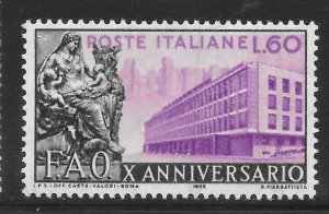 Italy Mint Never Hinged  [9281]