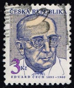 Czech Republic #2903 Eduard ?ech; Used (0.25)