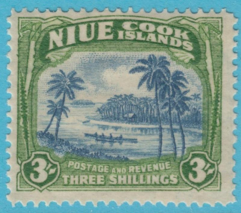 NIUE 75 MINT HINGED OG * NO FAULTS EXTRA FINE !