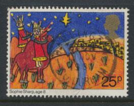 Great Britain SG 1174 - Used - Christmas