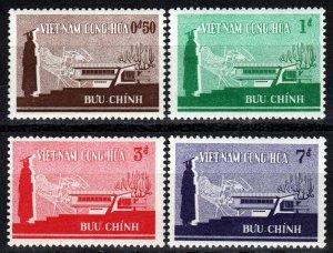 Vietnam #266-9  MNH CV $2.50 (P520)