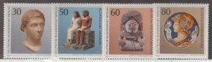 Germany Scott #9N488-9N491 Berlin Stamps - Mint NH Set