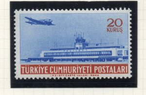 Turkey 1954 Early Issue Fine Mint Hinged 20k. NW-18207