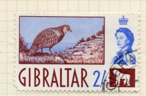 Gibraltar 1960 Early Issue Fine Used 2S. 284577