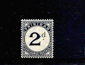 TRINIDAD  1905-06  2d   POSTAGE DUE MLH  SG D11