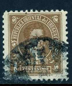 Uruguay 539 Used
