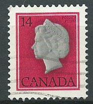 Canada SG 868  FU  perf 13   x 13 1/2
