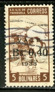 VENEZUELA 345 USED SCV $4.50 BIN $2.00 MOTHER, CHILD