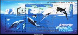 Australian Antarctic Territory Scott L97b Mint never hinged.