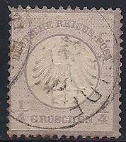 Germany Sc. # 1 Used Fine