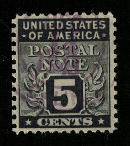 1945 USA Postal Note Stamps 5c (TS-372)