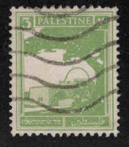 Palestine Scott 64 Used Rachel's Tomb stamp from 1927-1942 set