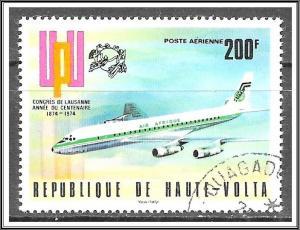 Upper Volta #C190 Airmail CTO
