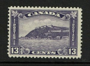 Canada SC# 201 Mint Hinged / Hinge Rem - S11261