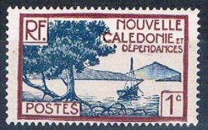 New Caledonia 136 MNH Bay of Paletuviers (N0579)+