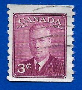 Canada 1950 - U - Scott #299 *