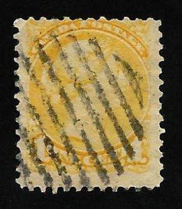 Canada 1870 - U - Scott #35 *