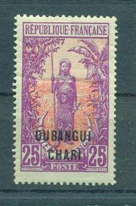 Ubangi-Shari sc# 30 mh cat value $7.00