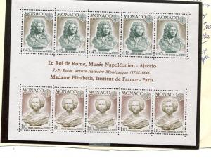 Monaco 1974 Europa mini sheet   Mint VF NH