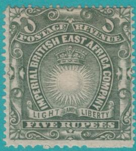 BRITISH EAST AFRICA 30  NO FAULTS  MINT HINGED OG * VERY FINE !