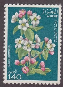 Algeria 610 Branch of an Apple Tree 1978